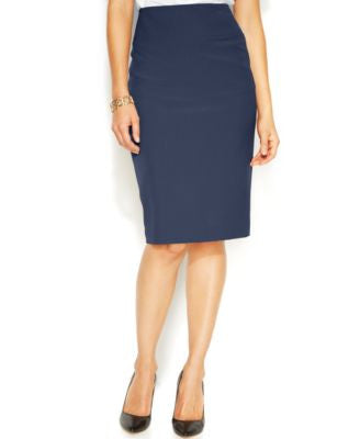 Alfani Classic Pencil Skirt, Only at Vogily