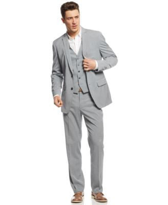 INC International Concepts Men's Men's Marrone Suit Separates, Only at Vogily