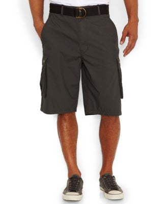 Levi's Men's Snap Cargo Shorts, Graphite