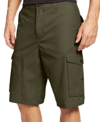 LRG Men's Big and Tall RC Cargo Chino Shorts