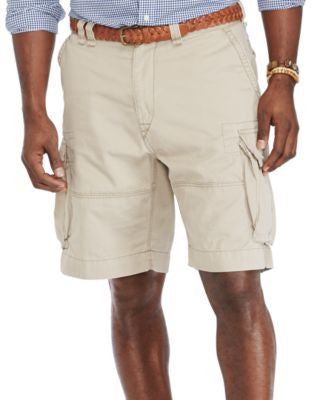 Polo Ralph Lauren Men's Big and Tall Classic Gellar Cargo Short