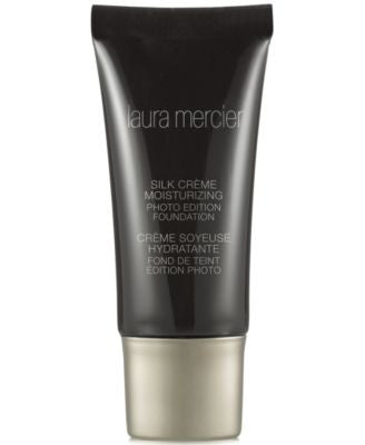 Laura Mecier Silk Crème Moisturizing Photo Edition Foundation