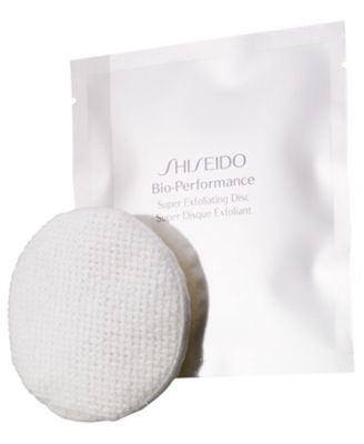 Shiseido Bio-Performance Super Exfoliating Discs, 8 discs
