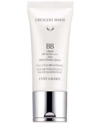 Estée Lauder Crescent White Full Cycle Brightening BB Creme and Brightening Balm SPF 50