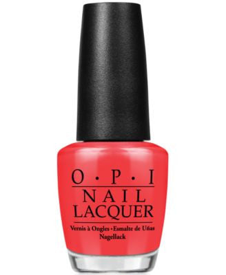 OPI Nail Lacquer, Aloha From OPI