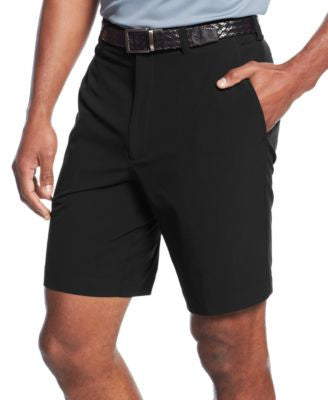 Cutter & Buck Big and Tall Men's Drytec Bainbridge Flat Front Shorts