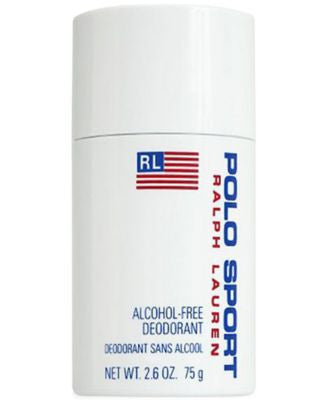 Polo Sport Deodorant for Him, 2.6 oz.