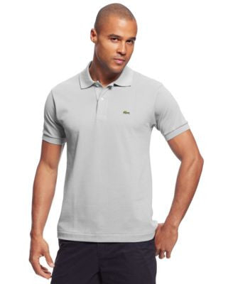 Lacoste Core Ribbed Collar Polo