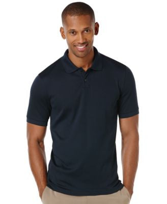 Perry Ellis Vogily Exclusive Two-Button Polo