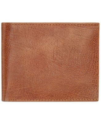 Tasso Elba Buff Brown Passcase