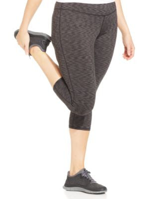 Ideology Plus Size Capri Active Leggings