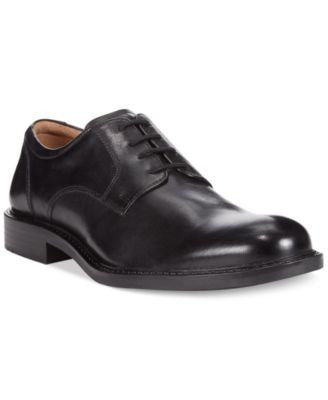 Johnston & Murphy Men's Tabor Plain Toe Oxfords- Extended Widths Available