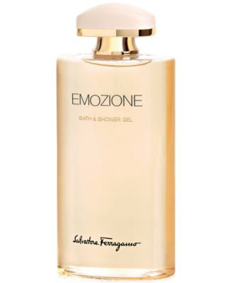 Salvatore Ferragamo Emozione Shower Gel, 6.7 oz