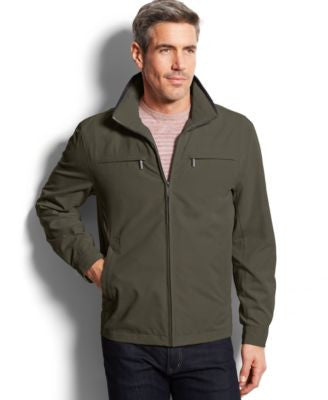 London Fog Big & Tall Micro Hipster Jacket