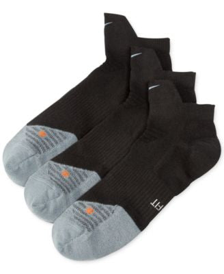 Nike Dri-FIT Lightweight Hi-Lo Socks 3-Pack