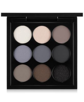 MAC Eye Shadow Palette, Navy x 9