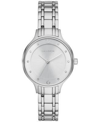 Skagen Women's Anita Stainless Steel Bracelet Watch 30mm SKW2320