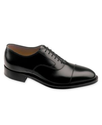 Johnston & Murphy Men's Melton Cap Toe Oxfords- Extended Widths Available