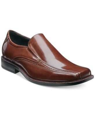 Stacy Adams Dalen Bike Toe Loafers