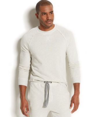 2(x)ist Men's Loungewear, Terry Pullover Sweatshirt