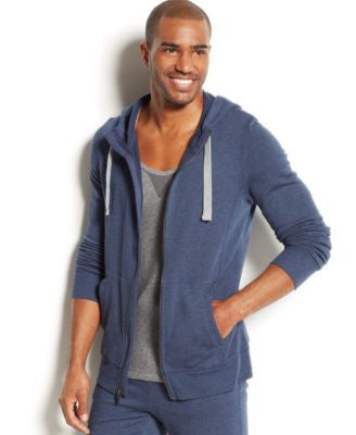 2(x)ist Men's Terry Zip-Up Hoodie