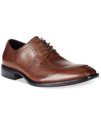 Johnston & Murphy Birchett Split Apron Toe Oxford