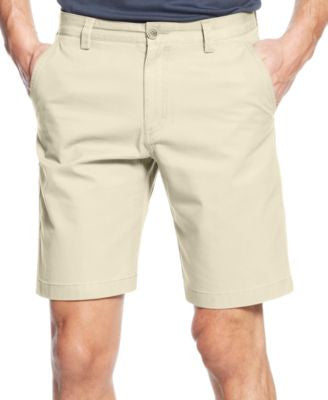 Cutter & Buck Big and Tall Men's Beckett Flat Front Shorts