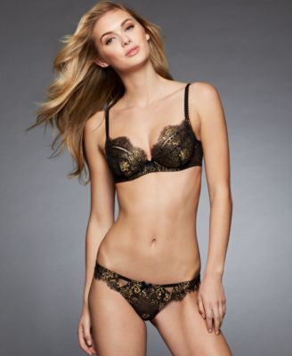L'Agent by Agent Provocateur Iana Non-Padded Balcony Bra L072-10