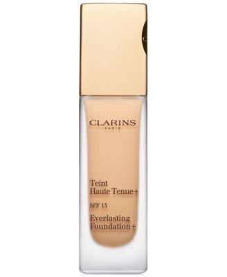 Clarins Everlasting Foundation+ SPF 15