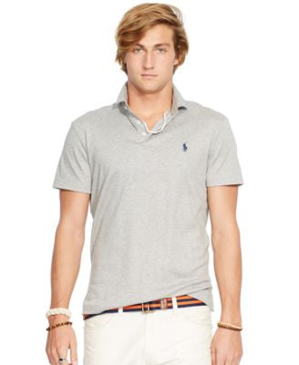Polo Ralph Lauren Men's Pima Soft-Touch Shirt