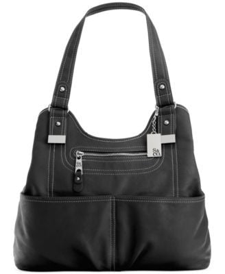 Style & Co. Kenza A-Line Shopper, Only at Vogily