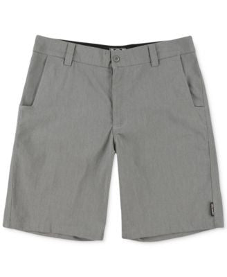 Metal Mulisha Men's Straight Away Chino Shorts