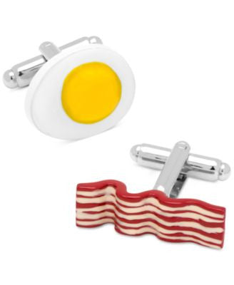 Cufflinks Inc. Bacon & Egg Breakfast Cufflinks