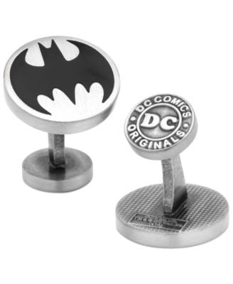 Cufflinks Inc. Vintage Batman Logo Cufflinks