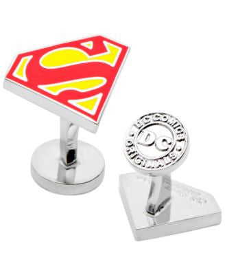 Cufflinks Inc. Superman Logo Classic Cufflinks