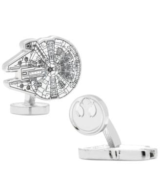 Cufflinks Inc. Star Wars Millenium Falcon Cufflinks