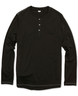 Levi's Men's Long-Sleeve Henley