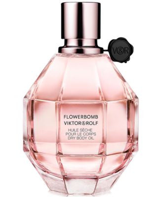 Viktor & Rolf Flowerbomb Body Oil, 3.3 oz