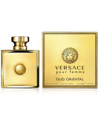 Versace Oud Oriental for Women, 3.4 oz