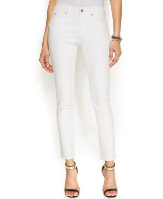 TWO by Vince Camuto Skinny Jeans, White Wash