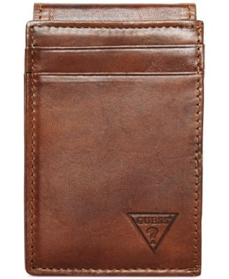 GUESS Naples Front-Pocket Wallet