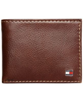 Tommy Hilfiger Logan Zipper Billfold Wallet