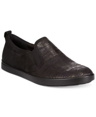 Ecco Women's Aimee Casual Slip-On Sneakers