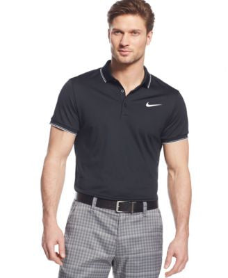 Nike Court Tipped Dri-FIT Polo