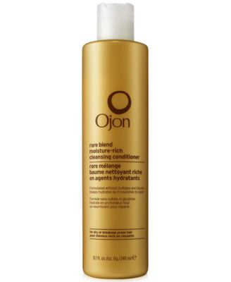 Ojon rare blend Moisture Rich Cleansing Conditioner, 8.1 oz