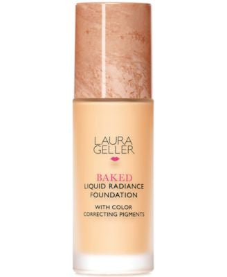 Laura Geller New York Baked Liquid Radiance Foundation