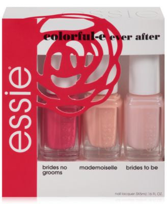 essie colorful-e ever after kit