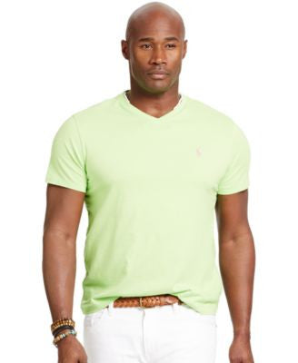 Polo Ralph Lauren Big & Tall Jersey V-Neck T-Shirt