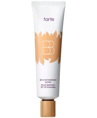 tarte BB tinted treatment 12-hour primer SPF 30 sunscreen