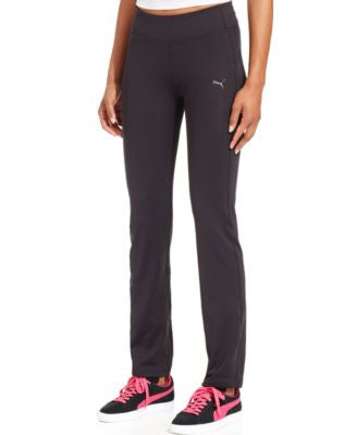 Puma Straight-Leg Active Pants